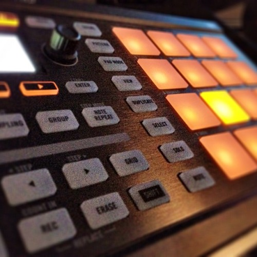 My next passion. Time to master a new craft. #Maschine #Mikro (Taken with instagram)