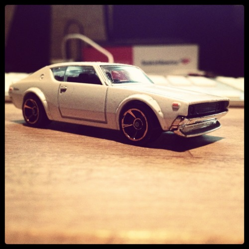 Nissan Skyline HT 2000GT-R by Hot Wheels