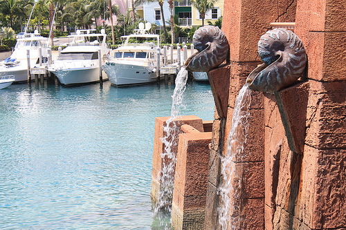 Atlantis Fountains (by michellebourget129)