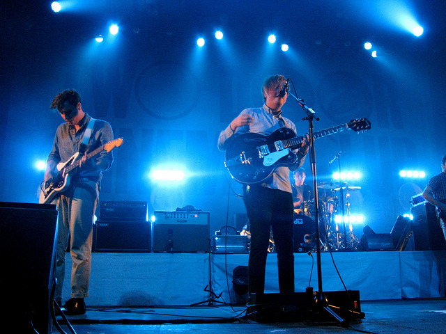 Two Door Cinema Club - 9.23.11 by DJ scribbles on Flickr.