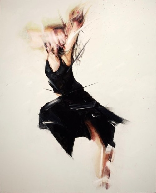 weandthecolor:  Painting by Simon Birch. More art inspiration. posted byW.A.T.C. // Facebook // Twitter // Google+