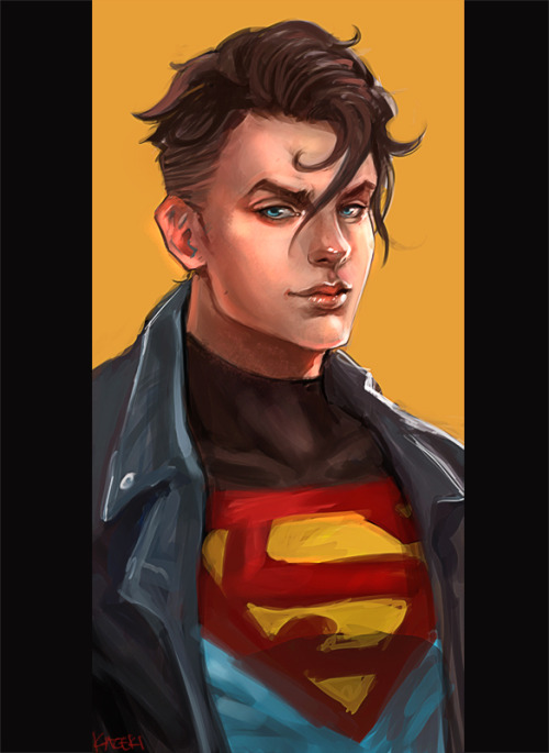 dc-youngsters:  watermelonwings:  SUPERBOYYYYYYYYYYYYYYY Haven't posted in awhile, getting a lil' rusty.  she gave those bitches konbitches LOVE kon