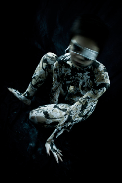 Model: 煉獄-Rengoku-Body Painter/Photographer/Photography Editor: Tensei Sugahara(菅原天齎) scene E1