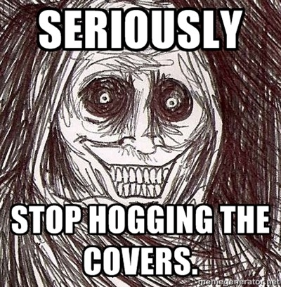 originofcool:  Best Memes of 2011: Number 1 - Horrifying House Guest Full article and link to the other 9 Best Memes here