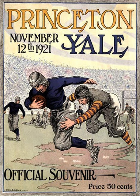 themoderndandy:  Yale vs Princeton