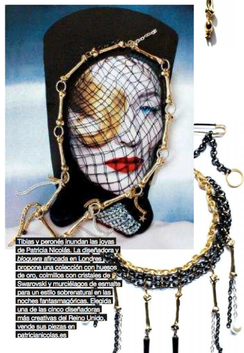 FEATURED IN YOU DONA Click HERE for the necklace
