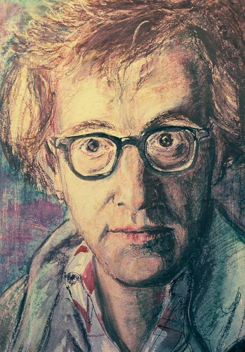 Up Next: Relatively Speaking (Mini play) Go Woody Allen, it's your birthday. Age: 76