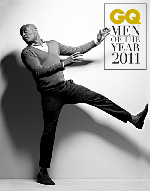 helloian:  Anderson Silva. GQ Brazil Man of The Year.