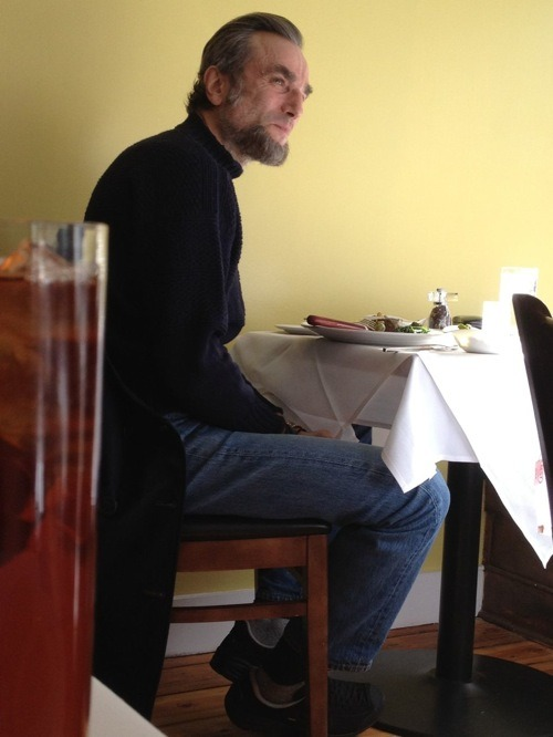 "epic4chan:  First look at Daniel Day-Lewis as Spielberg's ""Lincoln""  画"