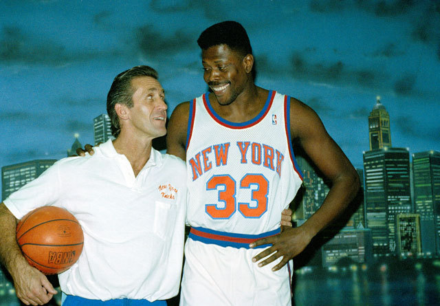 "Today in NBA history: December 1st  12/1/90: Patrick Ewing dropped 50 on the Hornets.   Also, on this day back in 1891, some dude named James Naismith is credited with ""inventing"" the game of basketball."