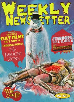 Sign up for the weekly newsletter to get all the latest Cult Film news!