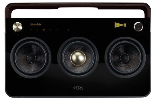 edgina:  TDK Life on Record 77000015360 3-Speaker Boombox Audio System