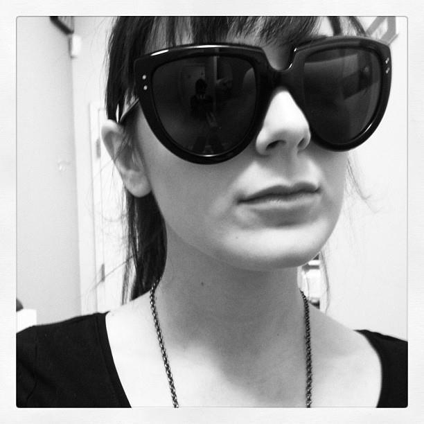 Oliver Goldsmith Y-Not sunglasses