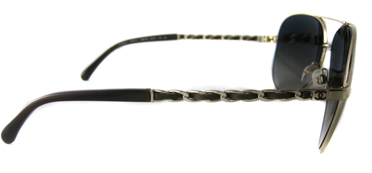 NEW ARRIVALS: CHANEL La Chaîne FW 2011/2012 Prestige Eyewear Collection Visit us on Facebook for more sneak peeks at new items in the store :)