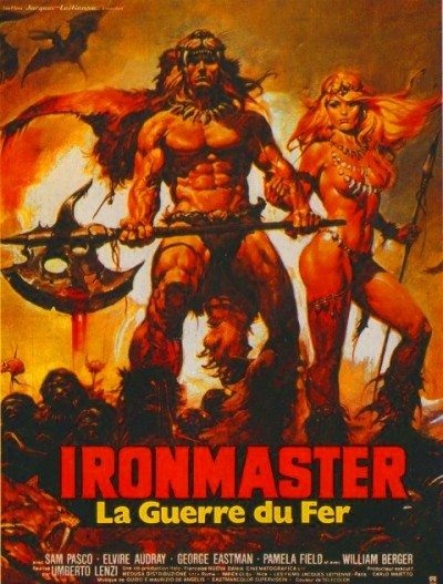 fuckyeahmovieposters:  La guerra del ferro: Ironmaster Submitted by Alt-Milk