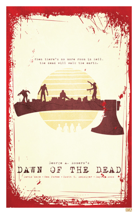 Dawn of the Dead byJon E. Allen Purchase Print | Facebook | Twitter