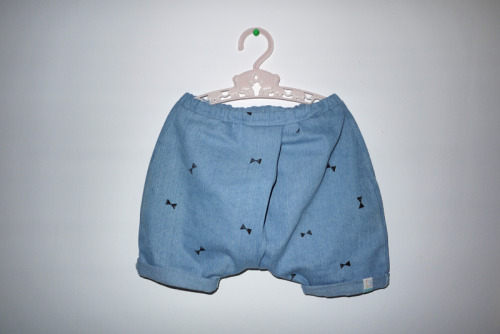 Handmade Oh My Kids harem shorts