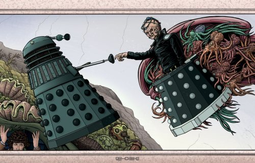 doctorwho:  Genesis of the Daleks