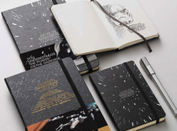 Moleskine Limited Edition Star Wars Ruled Large Notebook