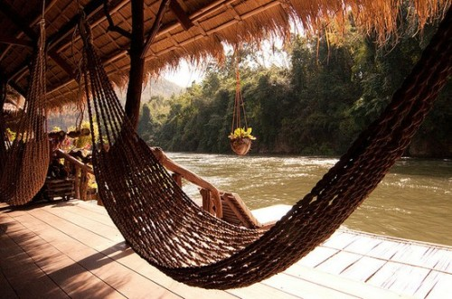 I loved my hammock when I was a kid..  .. I'll have it again once I get my own place.