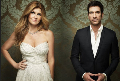 Connie Britton and Dylan McDermott for Boston Common Magazine, Dec/Jan 2012, 2/3