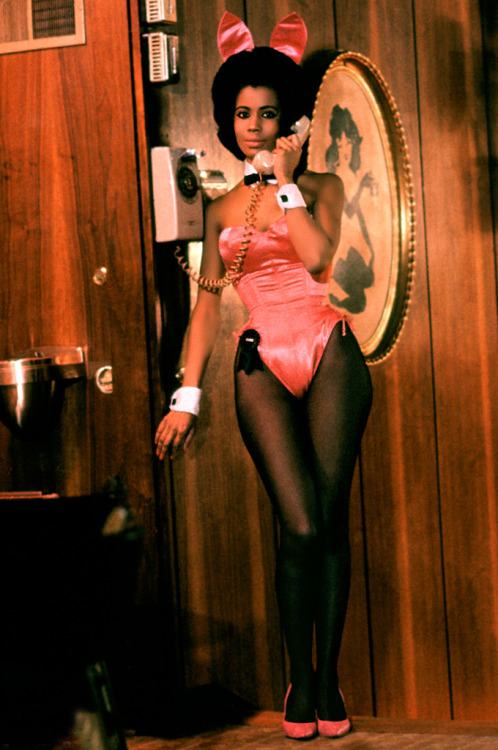Playboy Bunnies Of Chicago-Jeannie Bogan 1964