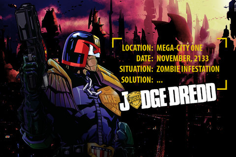 "ECBT2000AD have new of a 2000 AD game on the iPad - Judge Dredd vs Zombies:  Fuse Powered Inc. (Fuse), publisher of top-selling iOS games, in partnership with leading UK development studio Rebellion®, today announced the release of Judge Dredd vs. Zombies for iPhone, iPod touch and iPad. In Judge Dredd vs. Zombies, players are the Law, taking on the role of one of the world's most famous comic book heroes as Judge Dredd declares a (second) death sentence on invading zombies. Using simple, ""single-stick"" controls, players shoot up zombies across thirty levels of over-the-top undead mayhem, unlocking weapon and equipment upgrades as justice is served. Judge Dredd vs. Zombies is available now on the App Store for $.99. … Key features include: Thirty levels packed full of zombies to slay, set across three different episodes Single-stick controls – minimal learning curve equals maximum excitement Upgradeable weapons from the Judge Dredd universe – including the Lawgiver, the Spitgun, the Scattergun and the Hi-Ex Launcher Equipment upgrades, from Body Armor to Iron Will – each with a different combat advantage Star and commendation system – players are recognized for their shoot-em-up skills Game Center support with 16 achievements to collect! Download Judge Dredd vs. Zombies on the iOS App Store for $.99 at: http://bit.ly/vH5EDQ  More."
