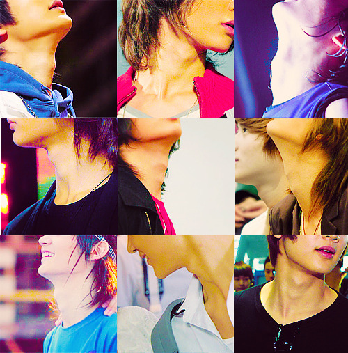choiminhos:  top 10 things i love about my bias (in no order): his neck