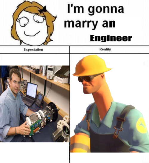 gabeweb:   I'm gonna marry an Engineer  (vía canv.as)