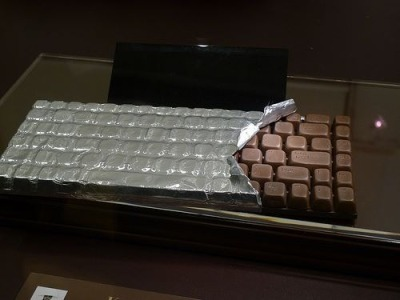 Chocolate keyboard..:)