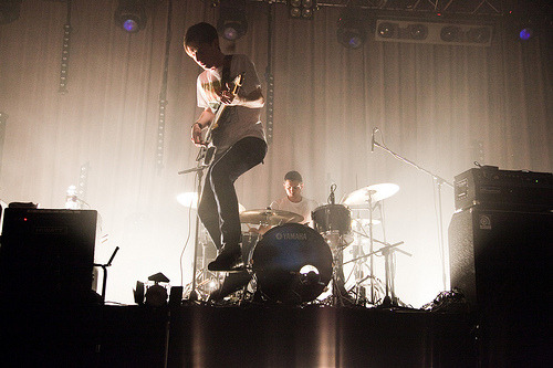 BOMBAY BICYCLE CLUB (by Helen Boast Photography)