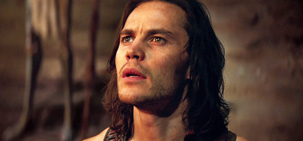 Taylor Kitsch stars as John Carter in Andrew Stanton's John Carter of Mars adaptation - from the latest official trailer.