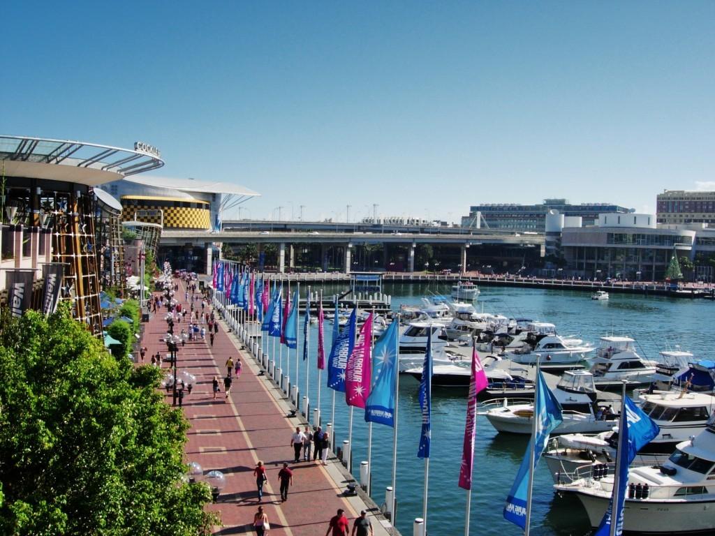 water view restaurants sydney harbour - photo#2