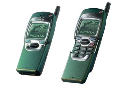 The Nokia 7110 The mobile phone industry designed WAP (Wireless application Protocol) to provide web access on simple devices with limited processing power and displays. Before this, the browsers were typically Text-only.