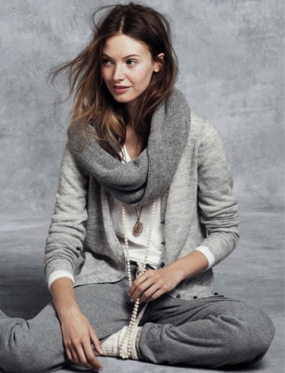 ablogwithaview:   J. Crew, Holiday 2011.    I want this entire outfit.