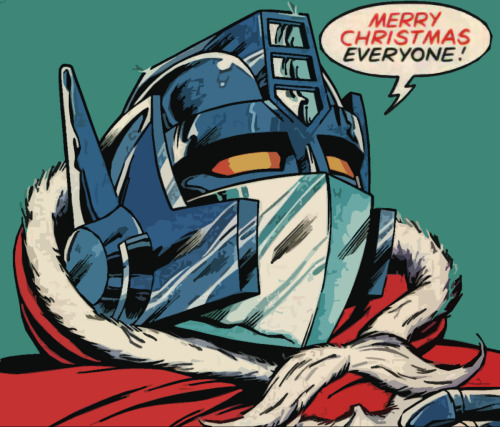 opus prime says merry christmas