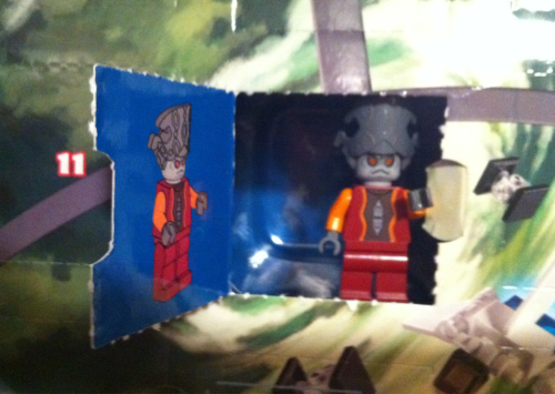 vicegripx:  Lego Star Wars Advent Calendar 2: Everyone's favorite Neimodian; Nute Gunray! Yeah, I had to research who he is since none of these guys actually gets named in the Phantom Menace. I hope we move out of the prequels soon on this calendar.  day 2 of the lego star wars advent calendar: another disappointment! fuck prequels! fuck george lucas! fuck christianity! fuck messianism!