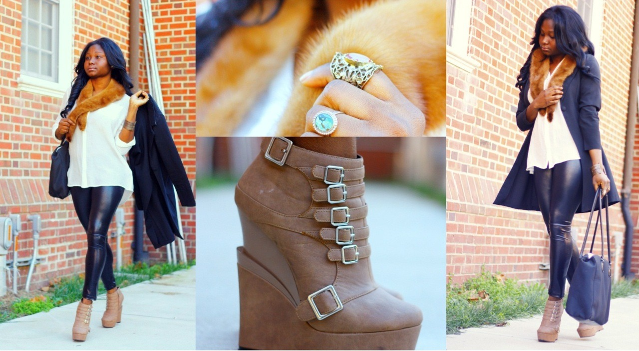 blackfashion:  The Mercer Wedge (www.dresscodezero.blogspot.com)