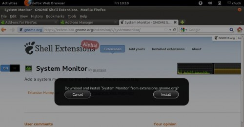 (GNOME Shell Extensions Site Enters Alpha; One Ups Unity? gönderdi)