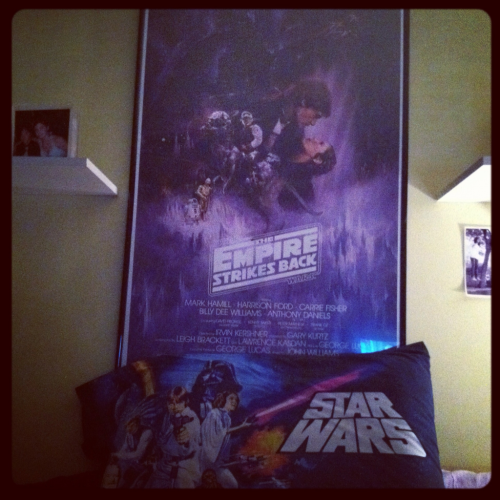 My favorite pillow/poster ever. Being a nerd is awesome
