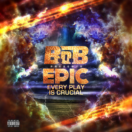 "B.o.B dropped his latest mixtape, EPIC: Every Play Is Crucial. I'm not a big fan of B.o.B and this mixtape didn't really impress me in anyway. He can rap but nothing is really blowing my mind. I liked the song ""5 on the kush"" it featured BIG KRIT and Bun B. He had some pretty decent features on this mixtape like Eminem, Mos Def, and KRIT but at the same time he some shitty features like Lil Wayne and Rosco Dash. After listening to this I gave the mixtape 2.5/5 stars. I guess I just really don't like this kind of Hip-Hop. Oh well, B.o.B is good rapper I'm just not feeling his songs. There is a difference between the skills put into a song and how I feel about it."
