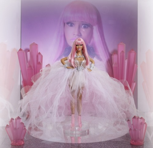 "Nicki Minaj and her legion of fans have been calling themselves Barbies (""Barbz"" for short) all over Twitter and blogs for a minute. Companies would spend a fortune for that kind of publicity, but Mattel hasn't had a formal relationship with Minaj - until now. The Nicki Minaj Barbie has landed: exclusive first look."