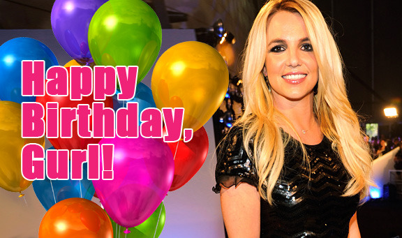 in honor of Britney's birthday, we made a little video to show you how  Britney's inspired and affected our daily lives here at MTV. WATCH NOW! (via mtv buzzworthy)