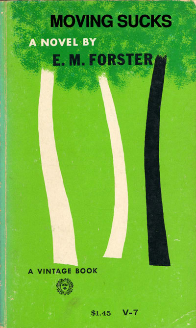 betterbooktitles:  E.M. Forster: Howard's End Reader Submission: Title by Angela Lucera.