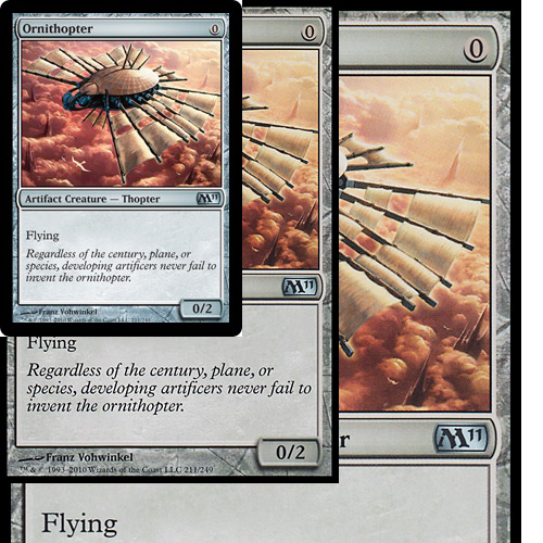 mtgfan:  Gatherer: 199x285 (card space)  =  56715 area   : 233x310 (total space) =  72230 area Only 79% is actually card space  : 72230-56715 = 15515 black pixels Magiccards: 298x431 (card space)  = 128438 area (226% bigger than Gather)    : 312x445 (total space) = 138840 area 93% is actually card space    : 138840-128438 = 10402 black pixels (67% less black pixels) The last image is a super high res of Magiccards.info (which is bigger than the normal ones). Things Gatherer has over Magiccards.info: Cards are available sooner in general  Colors are generally more vivid (but they're small, so there's not much point) Cards have consistent quality (Magiccards operates off of scans when new cards come out, and they put up low res placeholders while they work on higher quality ones)  Bloggers, please take note that in general Tumblr will max size your photos to about 500 pixels, resulting in some ugly stretching if you use Gatherer!