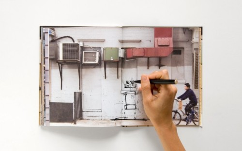MAKE YOUR OWN STREET ART WALLS NOTEBOOK