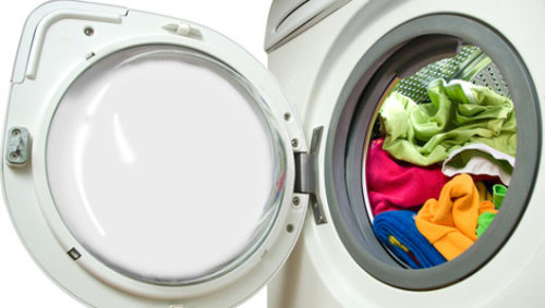 Space washing machine can also dry clothes with microwavesThe company is seeking to make it prototype model more water- and energy-efficient, important aspects for washing clothes in space.