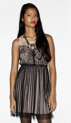 in love with this dress from urban outfitters