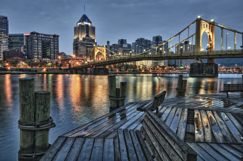 """Pittsburgh"" by Talke Photography"