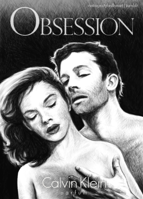 Calvin Klein Mash Up (pt. 1) - Obsession